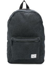 Herschel Supply Co. Daypack Rugzak Met Logo - Zwart