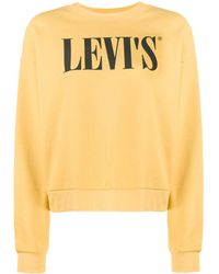 Levi's - Diana スウェットシャツ - Lyst