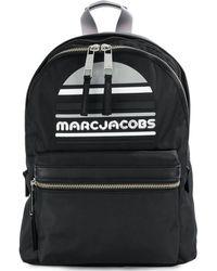 Marc Jacobs Grote Sport Trekrugzak - Zwart