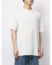 Izzue プリント Tシャツ - ホワイト