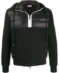 Moncler - Padded Panel Track Jacket - Lyst