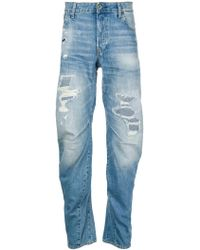 G-Star RAW - Tapered Jeans - Lyst