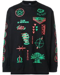 KTZ - Scout Patch Print T-shirt - Lyst