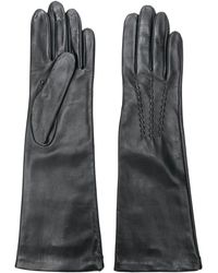 Gala Long Gloves - Grijs