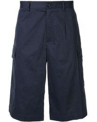Dolce & Gabbana Cargo Shorts - Blue