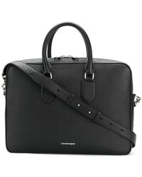 Alexander McQueen - Logo Briefcase - Lyst