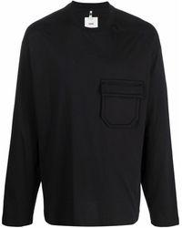 OAMC チェストポケット Tシャツ - ブラック