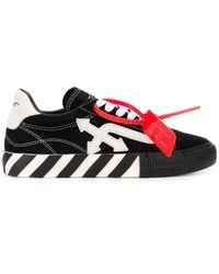 Off-White c/o Virgil Abloh Sneakers Low Vulcanized - Nero