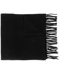Vivienne Westwood ロゴ スカーフ - ブラック