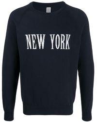 Eleventy - New York スウェットシャツ - Lyst