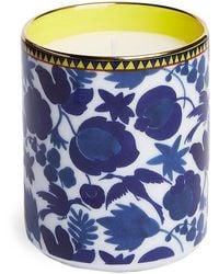 LaDoubleJ Wildbird Candle (250g) - Blue