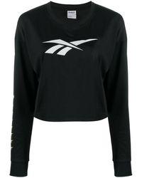 Reebok リサイクル セーター - ブラック