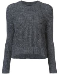 Jenni Kayne - Chunky Knit Sweater - Lyst