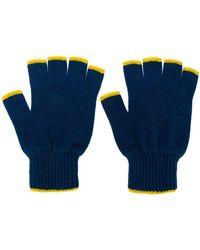 Pringle of Scotland - Fingerless gloves - Lyst