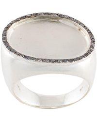 Rosa Maria - Amani Oversized Ring - Lyst