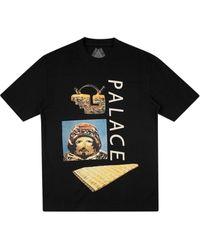 Palace Tactic T-shirt - Black