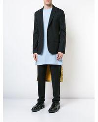 Comme des Garçons - ロングライン Tシャツ - Lyst