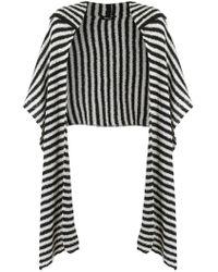 Osklen | Knitted Shrug | Lyst