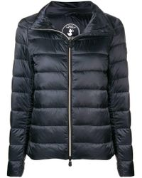 Save The Duck - Zip-up Puffer Jacket - Lyst