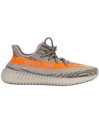 Yeezy 'Boosy 350 V2' Sneakers - Grau