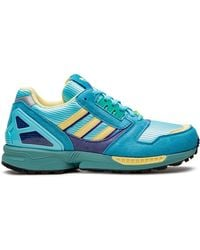 adidas Zx 8000 Sneakers - Blauw