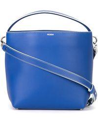 PERRIN Paris - Zipped Shoulder Bag - Lyst