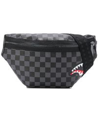 Sprayground Riñonera Sharks in Paris - Gris