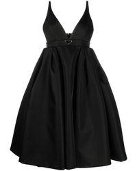 Prada - ノースリーブ ドレス - Lyst
