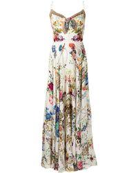 Camilla - フローラル ドレス - Lyst