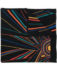 K. Janavi Sunrise Cashmere Scarf - Multicolor