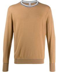 Eleventy - コントラストカラー セーター - Lyst
