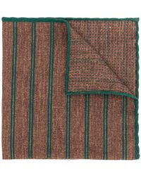 Eleventy - Striped Pocket Tie - Lyst