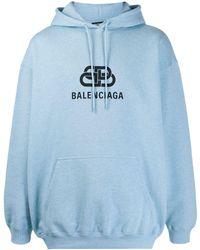Balenciaga - ロゴ パーカー - Lyst