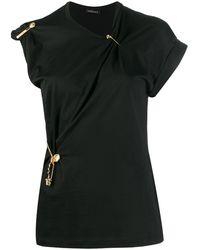 Versace Medusa Head T-shirt - Black