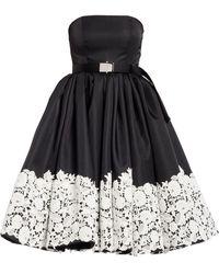 Prada Re-nylon ノースリーブ ドレス - ブラック