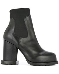 Sacai - Sock Ankle Boots - Lyst