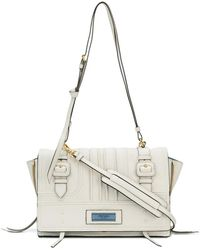 Prada - Etiquette Shoulder Bag - Lyst