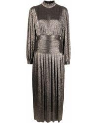 Étoile Isabel Marant Nibazin ドレス - メタリック