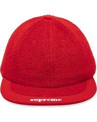Supreme Pet Met Logo - Rood