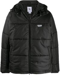 adidas R.y.v ジップジャケット - ブラック