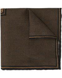 Dolce & Gabbana ロゴ ポケットチーフ - マルチカラー