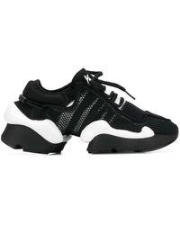 Y-3 'Kaiwa Pod' Sneakers - Schwarz