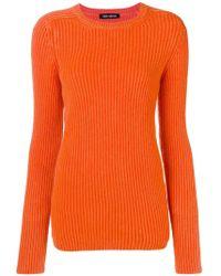 Iris Von Arnim - Ribbed Sweater - Lyst