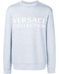 Versace - ロゴ スウェットシャツ - Lyst