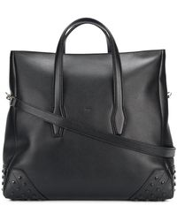 Tod's - Oversized Tote - Lyst