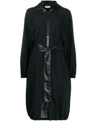 Givenchy フーデッド レインコート - ブラック