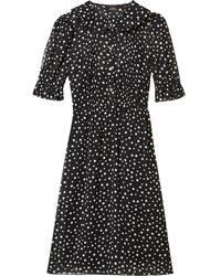 Marc Jacobs Платье The Kat - Черный