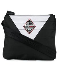 Philipp Plein - Zipped Messenger Bag - Lyst