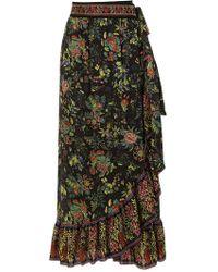 Cecilia Prado - Knit 'abigail' Skirt - Lyst