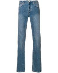 A.P.C. - Petit Standard Delave Jeans - Lyst
